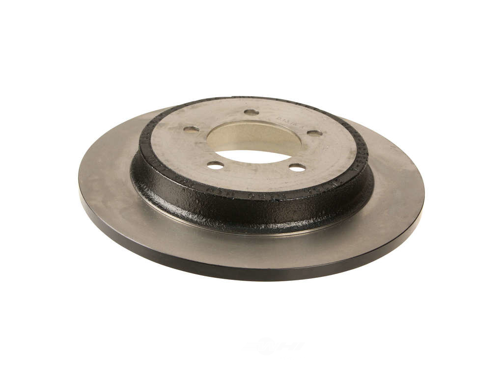FBS - Motorcraft OE Replacement Brake Disc (Rear) - B2C W0133-2081429-MTR