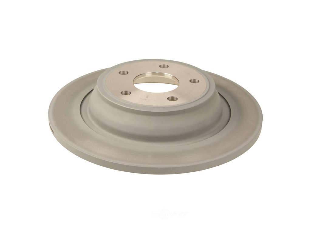 FBS - Motorcraft OE Replacement Brake Disc (Rear) - B2C W0133-2081627-MTR