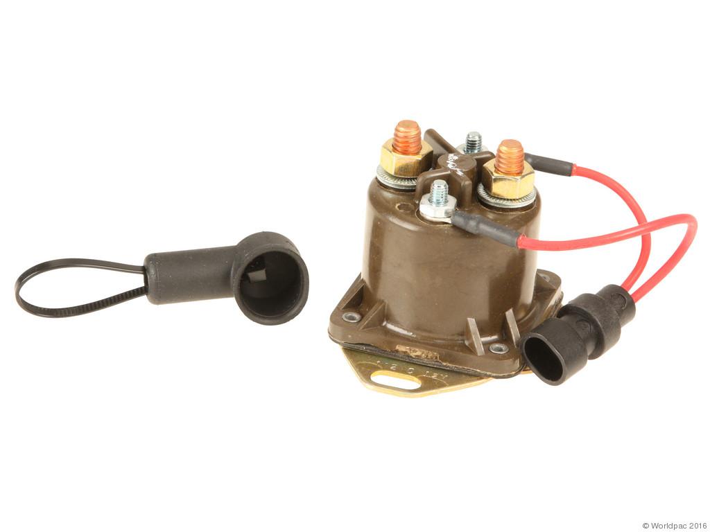 FBS - Motorcraft Glow Plug Switch - B2C W0133-2107418-MTR