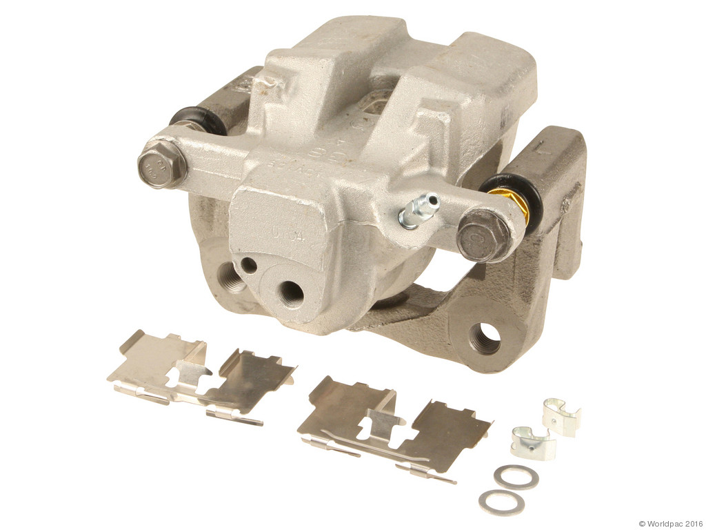 FBS - Cardone A1 Cardone Reman Brake Caliper (Rear Left) - B2C W0133-2108373-CAR