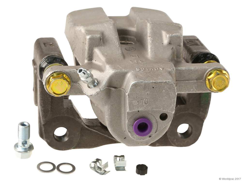 FBS - Cardone A1 Cardone Reman Brake Caliper (Rear Right) - B2C W0133-2108374-CAR