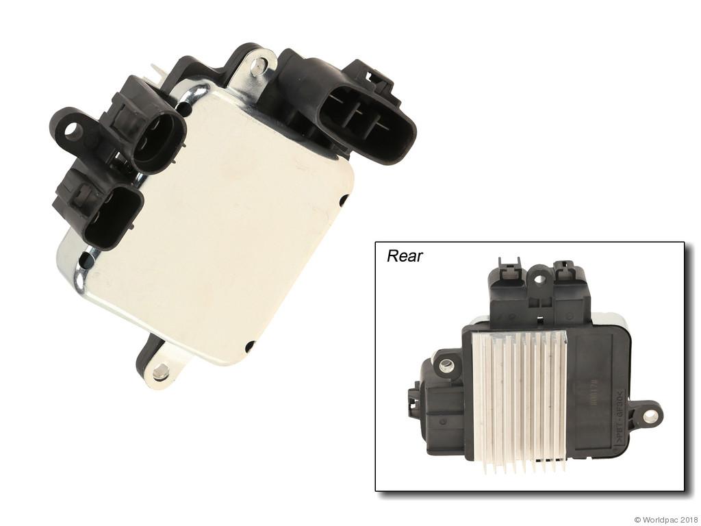 FBS - Metrix Aux. Fan Control Unit - B2C W0133-2110110-MTX