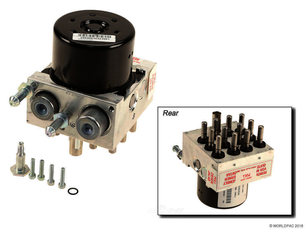 FBS - Mopar ABS Hydraulic Assembly - B2C W0133-2112163-MPR