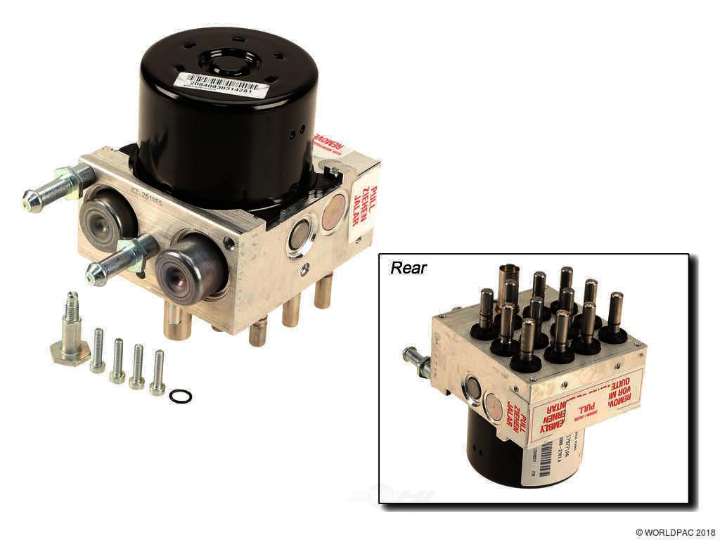 FBS - Mopar ABS Hydraulic Assembly - B2C W0133-2163758-MPR
