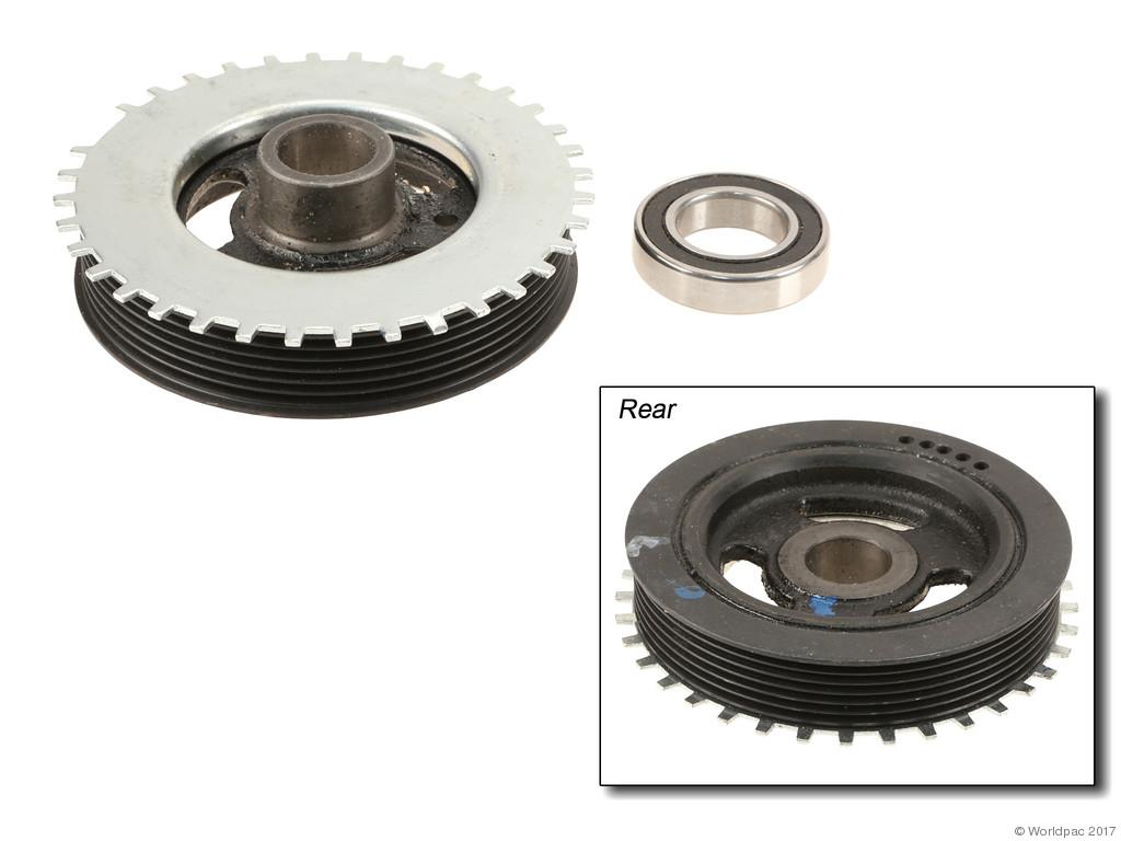 FBS - Dorman Crankshaft Pulley - B2C W0133-2174483-DOR