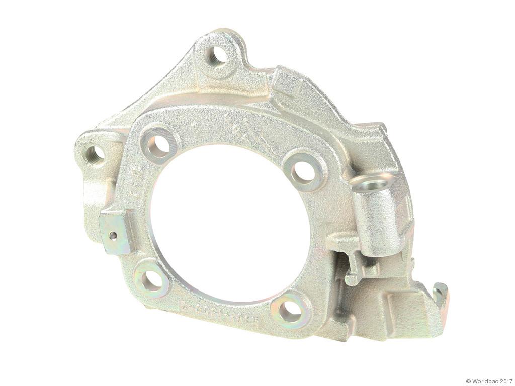 FBS - ACDelco GM OE Brake Backing Plate (Rear) - B2C W0133-2177502-ACD