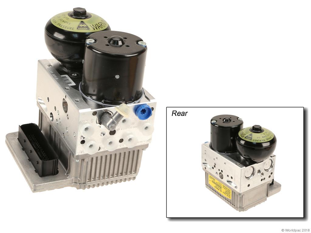 FBS - Bosch Reman ABS Hydraulic Assembly - B2C W0133-2215297-BOS