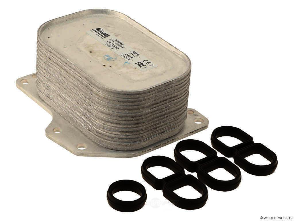 FBS - Nissens Oil Cooler - B2C W0133-2239238-NSS