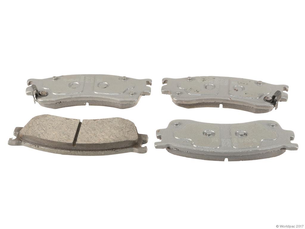 FBS - Wagner Brake Thermoquiet Ceramic Brake Pad Set (Front) - B2C W0133-2267709-WAG