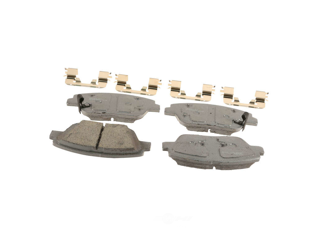 FBS - Wagner Brake Thermoquiet Ceramic Brake Pad Set (Front) - B2C W0133-2268130-WAG