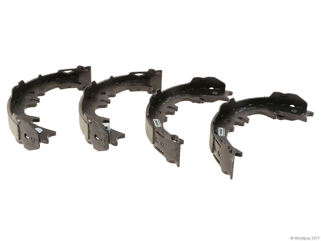 FBS - WBR Parking Brake Shoe Set - B2C W0133-2309366-WBR