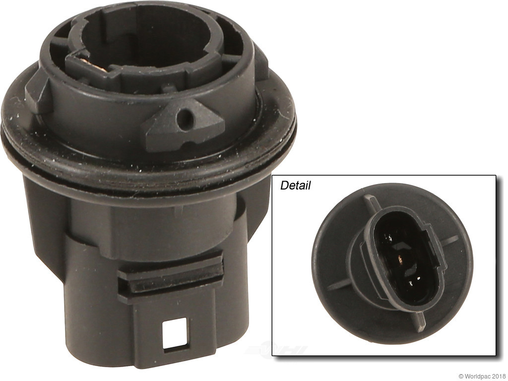 FBS - Dorman TECHoice Turn Signal Bulb Socket - B2C W0133-2388896-DOR