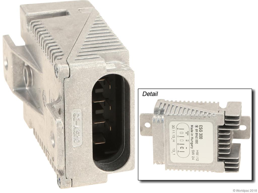 FBS - Stribel Cooling Fan Module - B2C W0133-2391209-STR