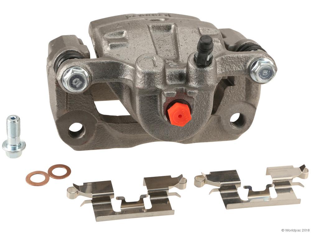FBS - WBR Premium Reman Brake Caliper w/o Brake Pads (Rear Left) - B2C W0133-2744300-WBR
