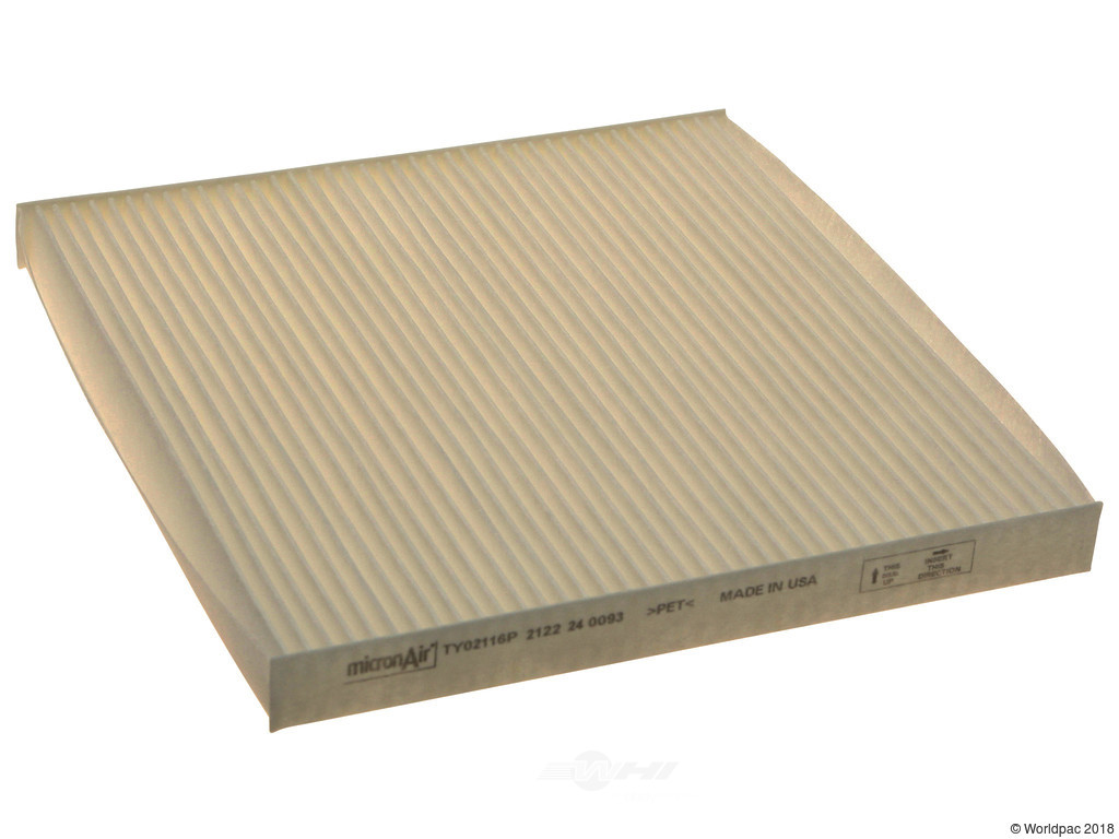 FBS - Mahle Particulate Filter Cabin Air Filter - B2C W0133-3144055-MAH
