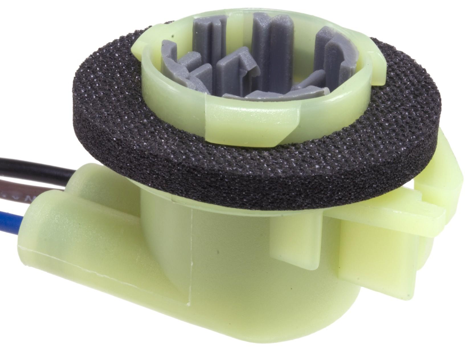 WELLS - Side Marker Light Socket (Rear Left) - WEL 406