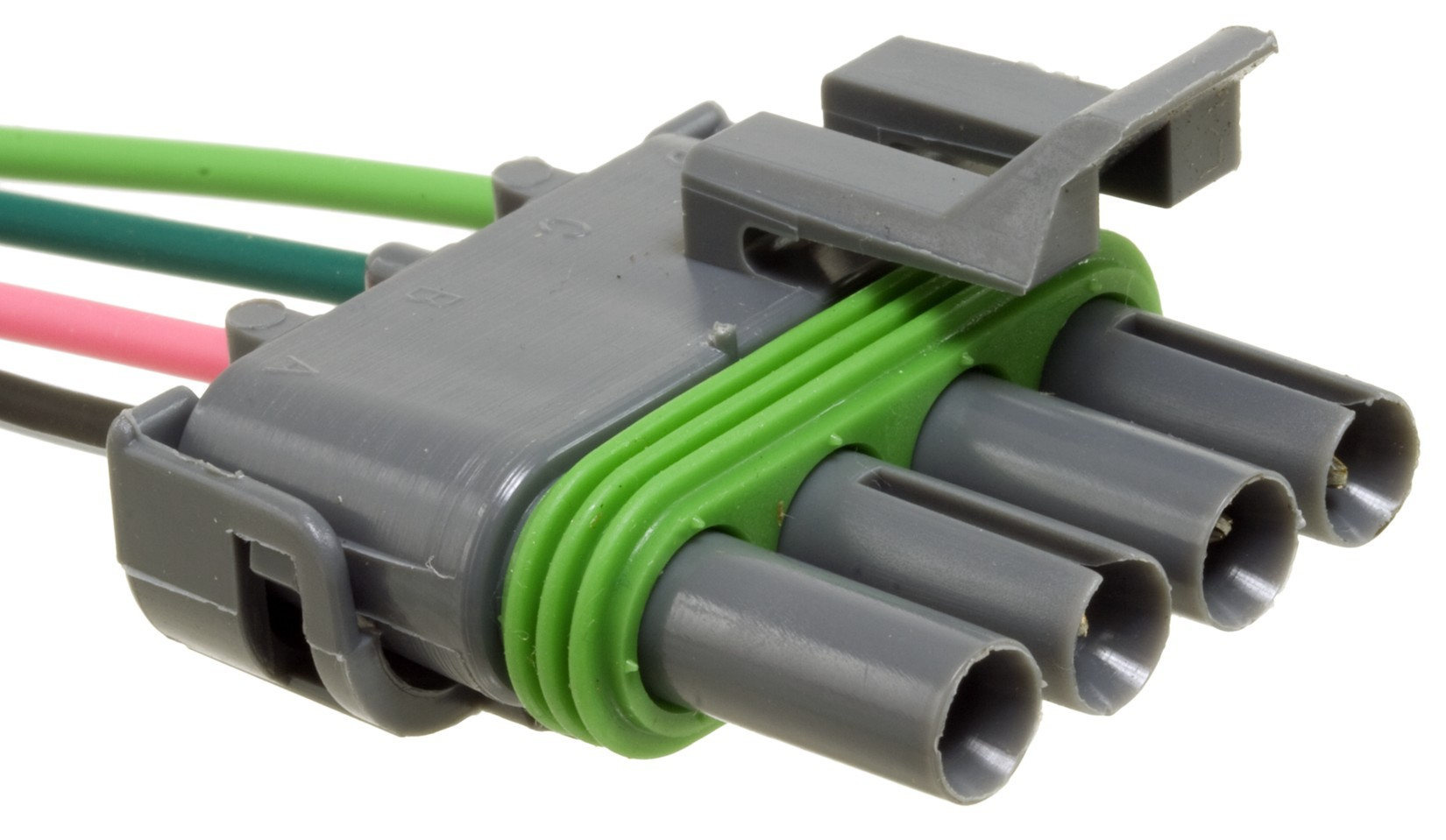 WELLS - Idle Speed Control Motor Connector - WEL 436