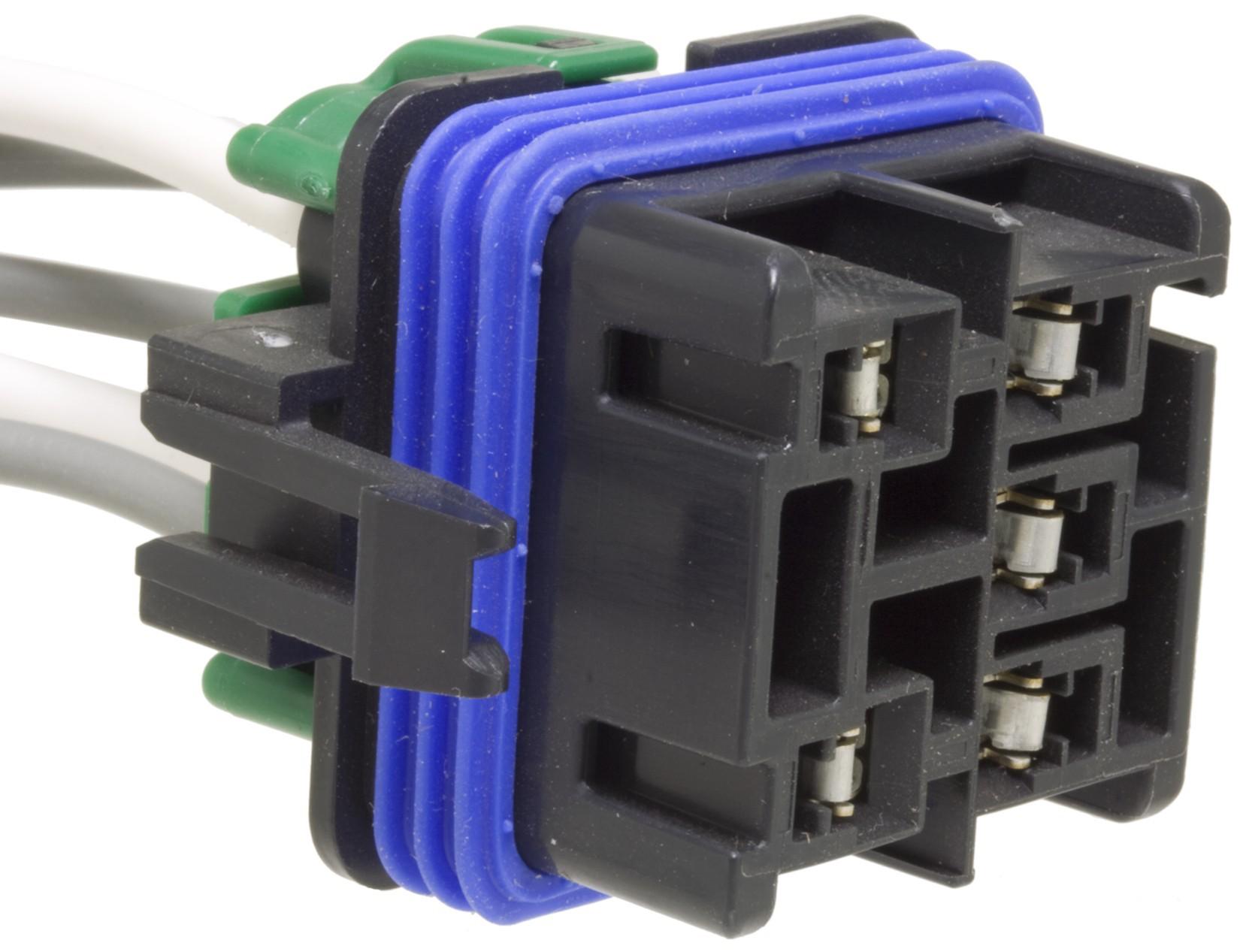 WELLS - ABS Modulator Relay Connector - WEL 574