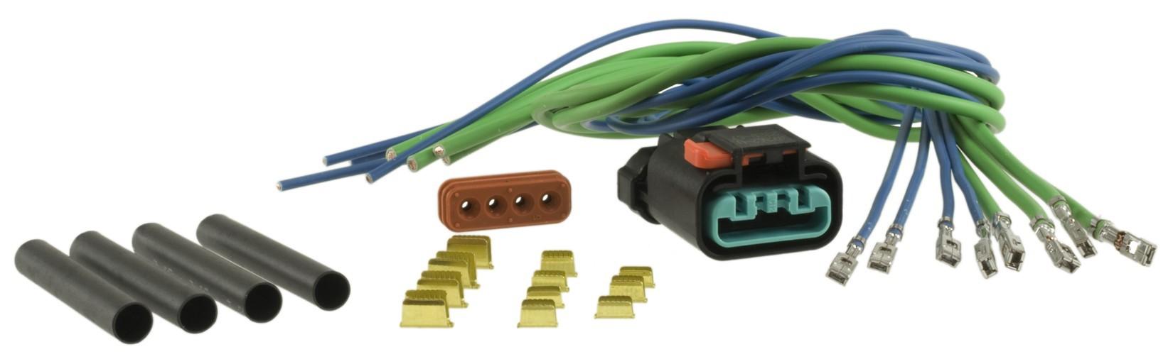 WELLS - Evaporative Emissions System Leak Detection Pump Connector - WEL 861