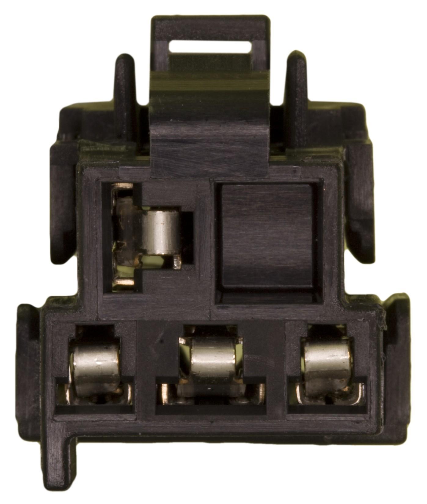 AIRTEX ENG MGMT SYSTEMS(DELETE V24A01R1) - Fuel Pump Relay Connector - AEM 1P1566