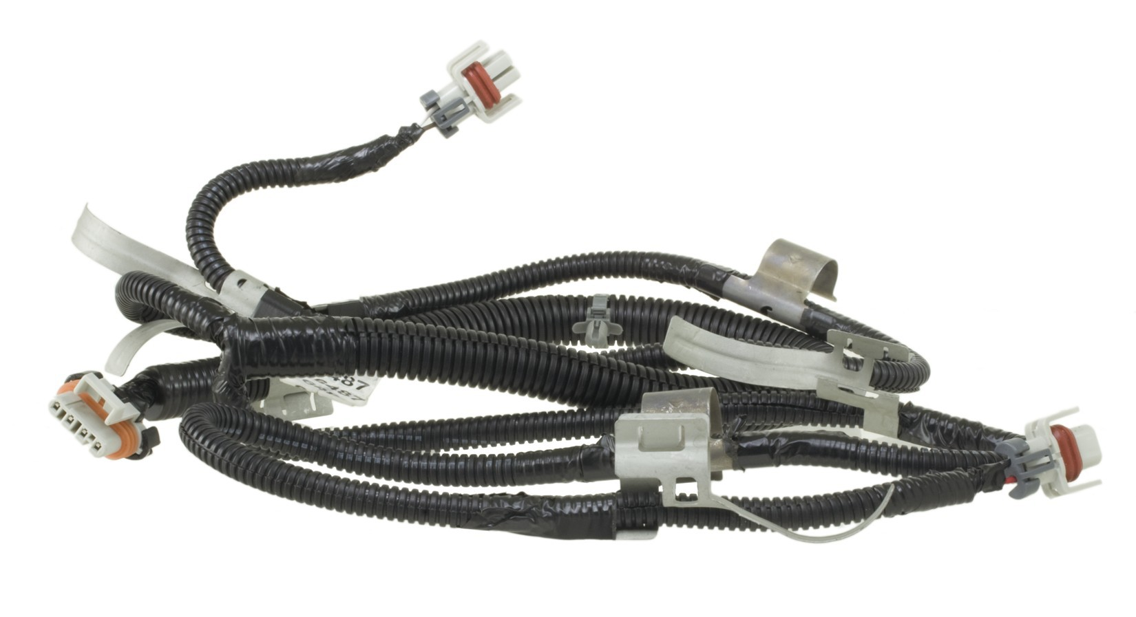 Airtex Eng Mgmt Systems Abs Wheel Speed Sensor Wiring Harness Aem Wire Rear