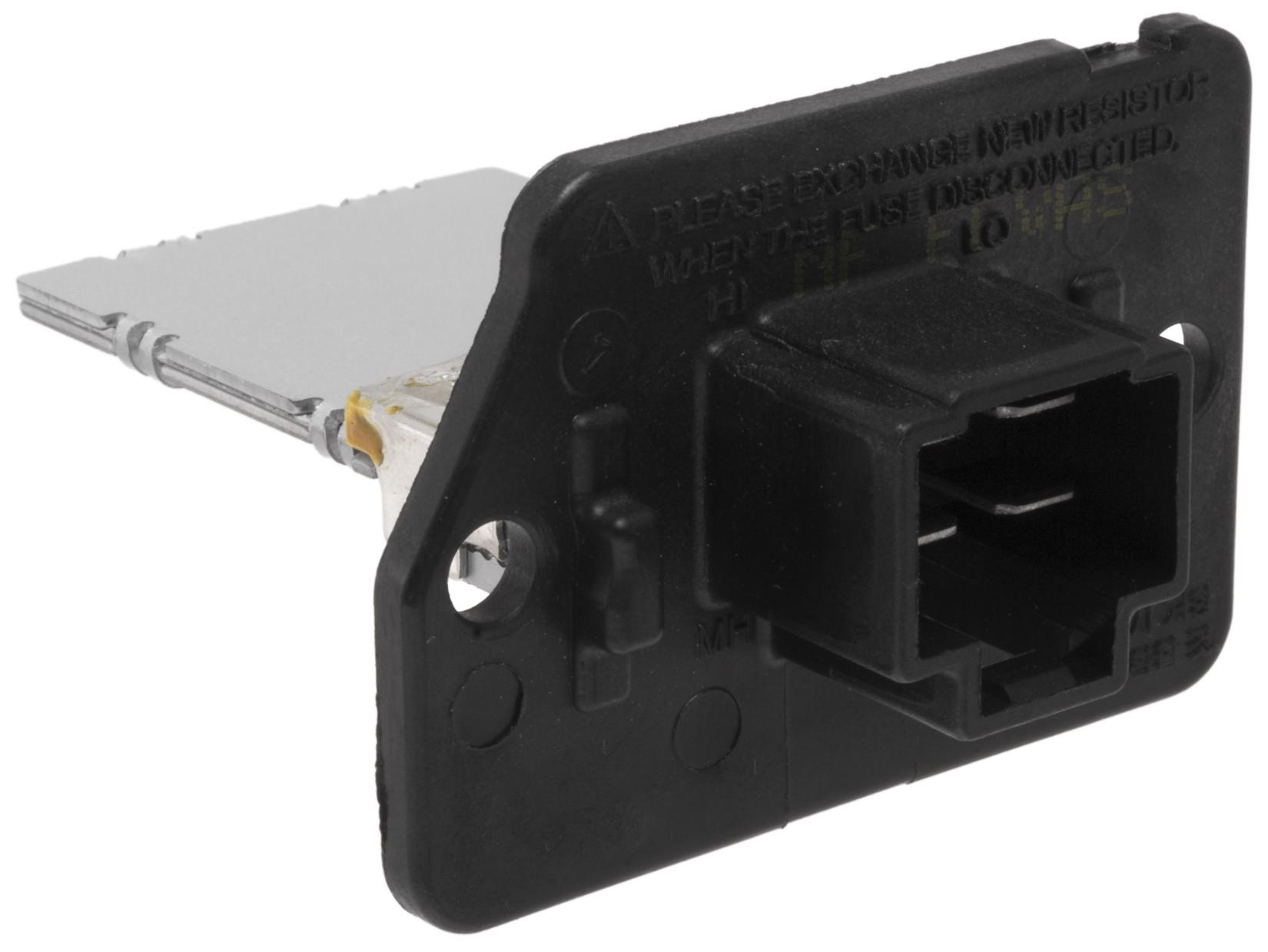 AIRTEX ENG. MGMT. SYSTEMS - HVAC Blower Motor Resistor (Front) - AEM 4P1468