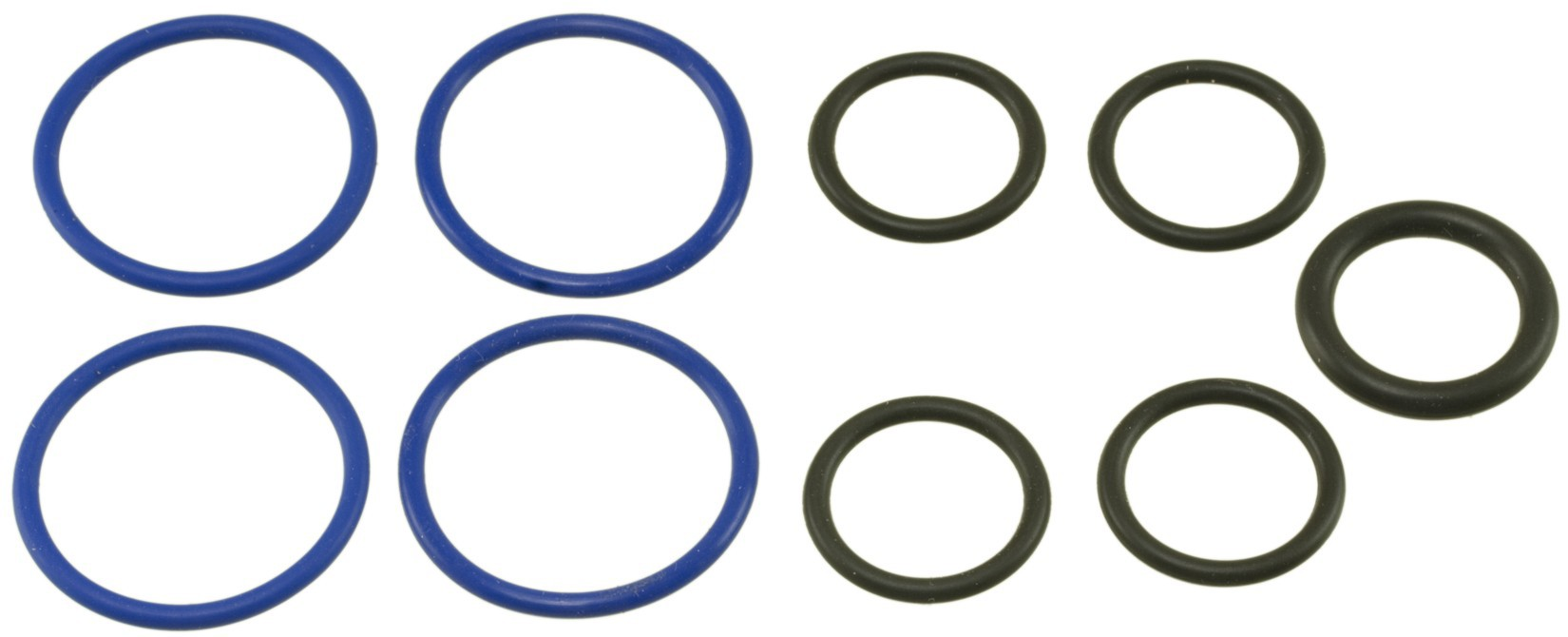 AIRTEX ENG MGMT SYSTEMS(DELETE V24A01R1) - Fuel Injector Seal Kit - AEM 1G1017