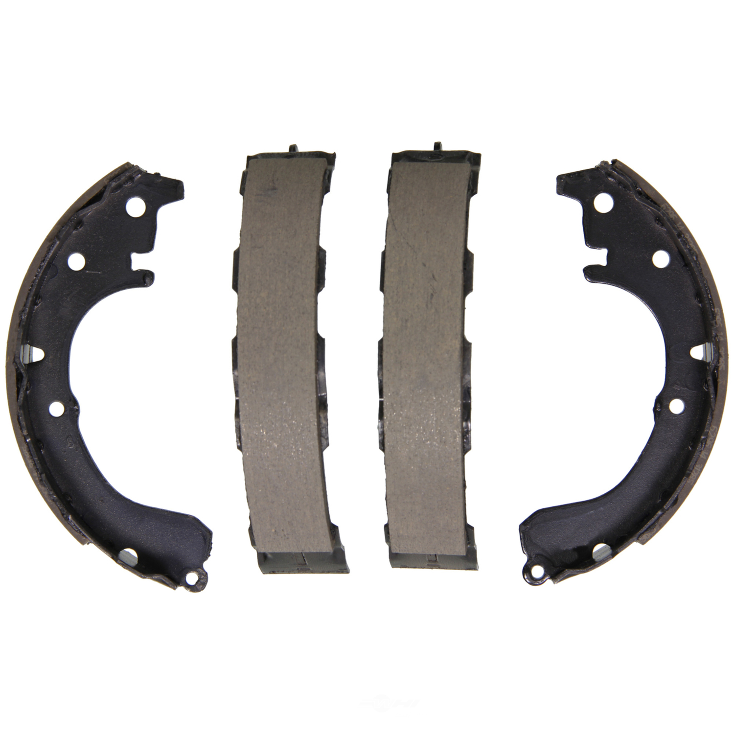 WAGNER BRAKE - QuickStop Drum Brake Shoe (Rear) - WGC Z530
