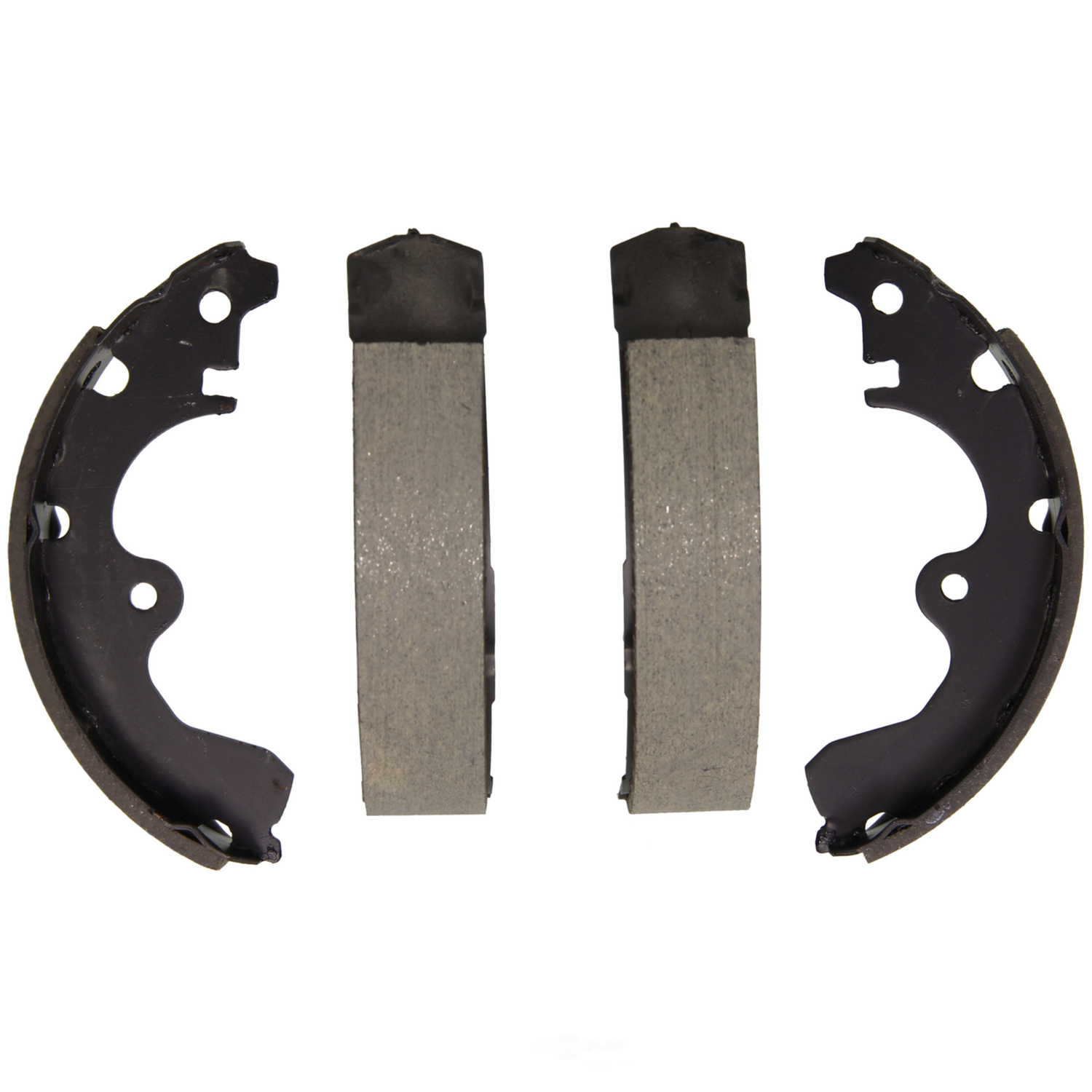 WAGNER BRAKE - QuickStop Drum Brake Shoe (Rear) - WGC Z531