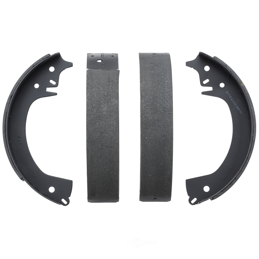 WAGNER BRAKE - Drum Brake Shoe - WGC Z53