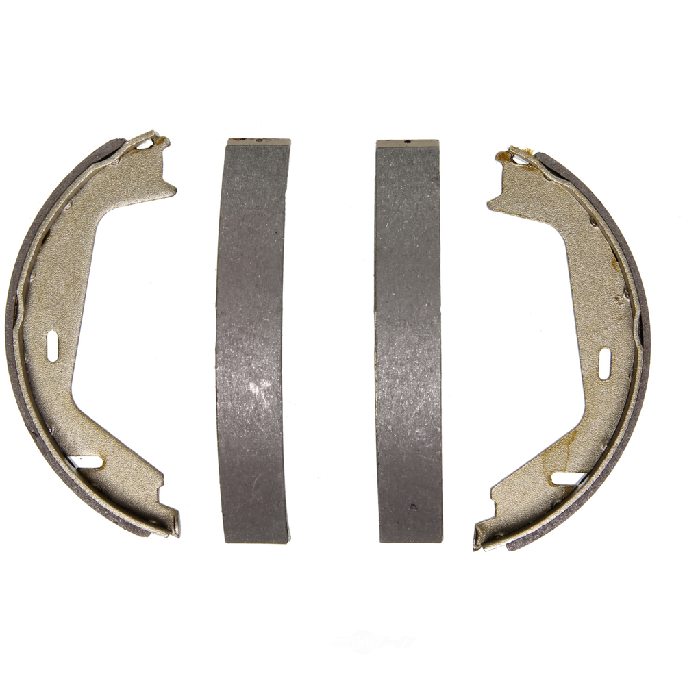 WAGNER BRAKE - QuickStop Parking Brake Shoe (Rear) - WGC Z829