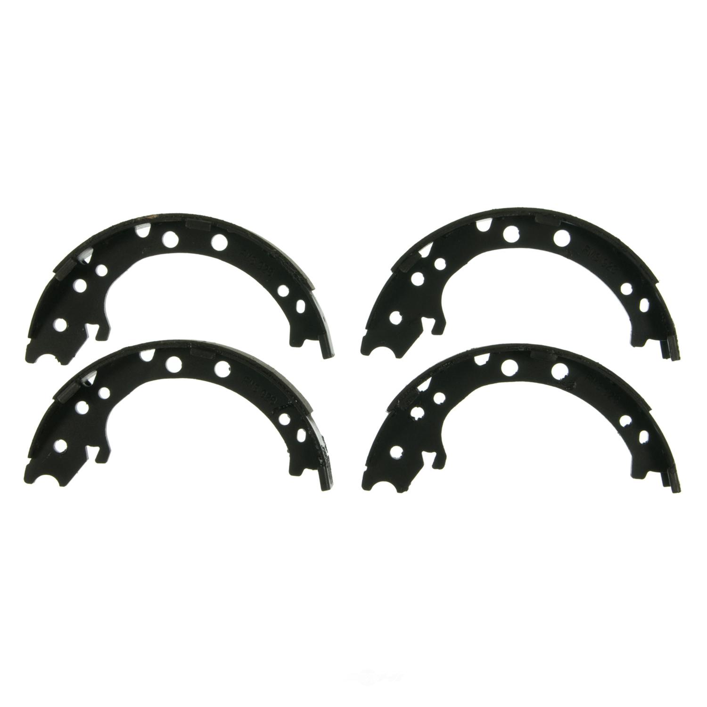WAGNER BRAKE - QuickStop Parking Brake Shoe (Rear) - WGC Z928