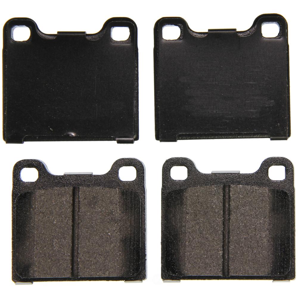WAGNER BRAKE - QuickStop Disc Brake Pad (Rear) - WGC ZX31