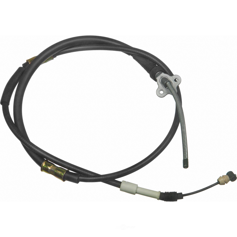 WAGNER BRAKE - Parking Brake Cable (Rear Left) - WGC BC138615