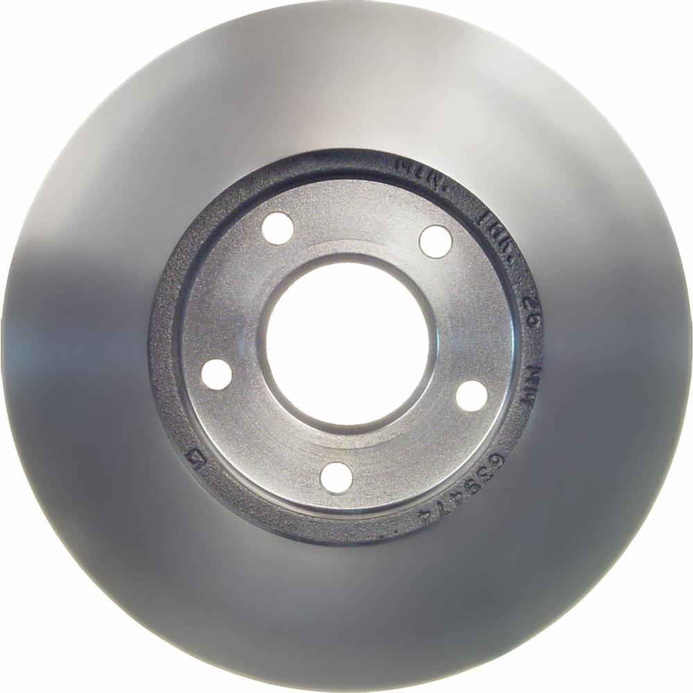 WAGNER BRAKE - Disc Brake Rotor - WGC BD125017