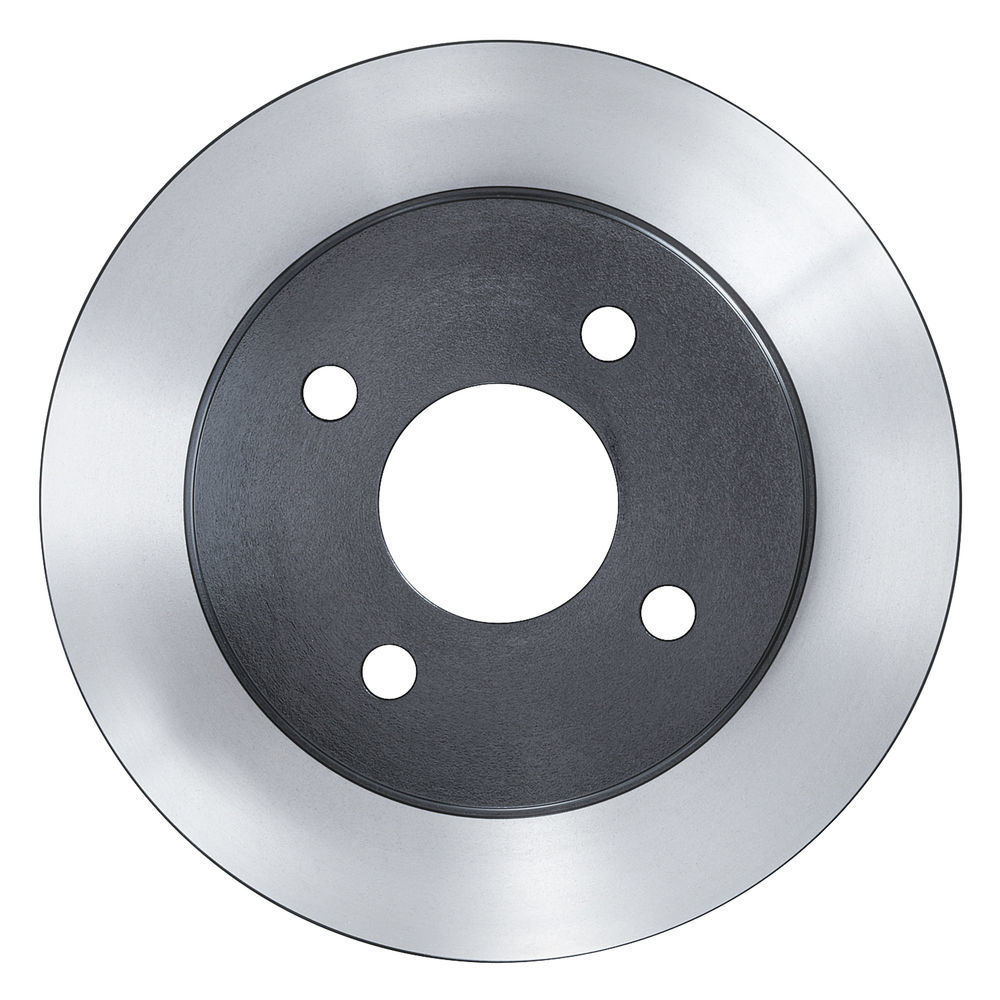 WAGNER BRAKE - Disc Brake Rotor (Rear) - WGC BD126006E