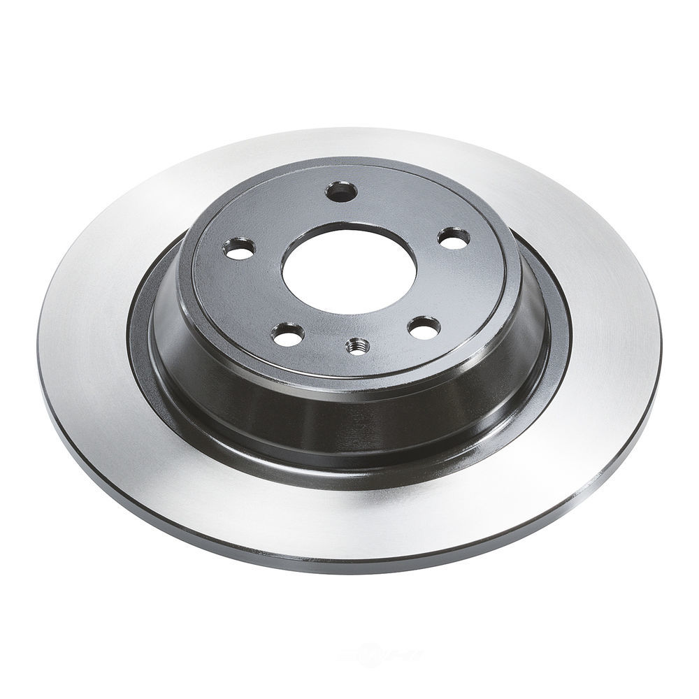 WAGNER BRAKE - Disc Brake Rotor (Rear) - WGC BD180597E