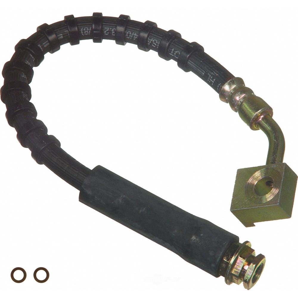 WAGNER BRAKE - Brake Hydraulic Hose (Front Left) - WGC BH123290