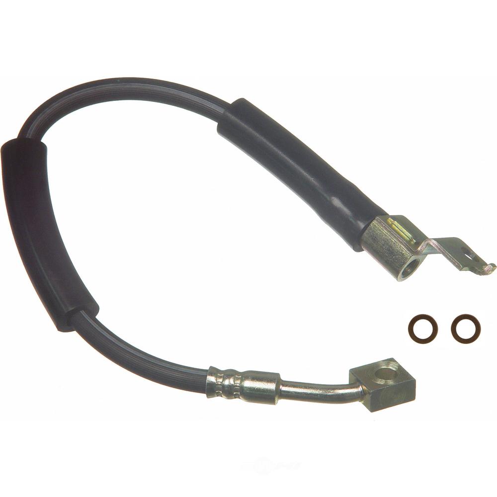 WAGNER BRAKE - Brake Hydraulic Hose (Front Left) - WGC BH124751