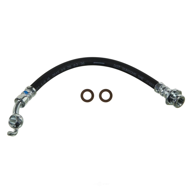 WAGNER BRAKE - Brake Hydraulic Hose (Rear) - WGC BH144695
