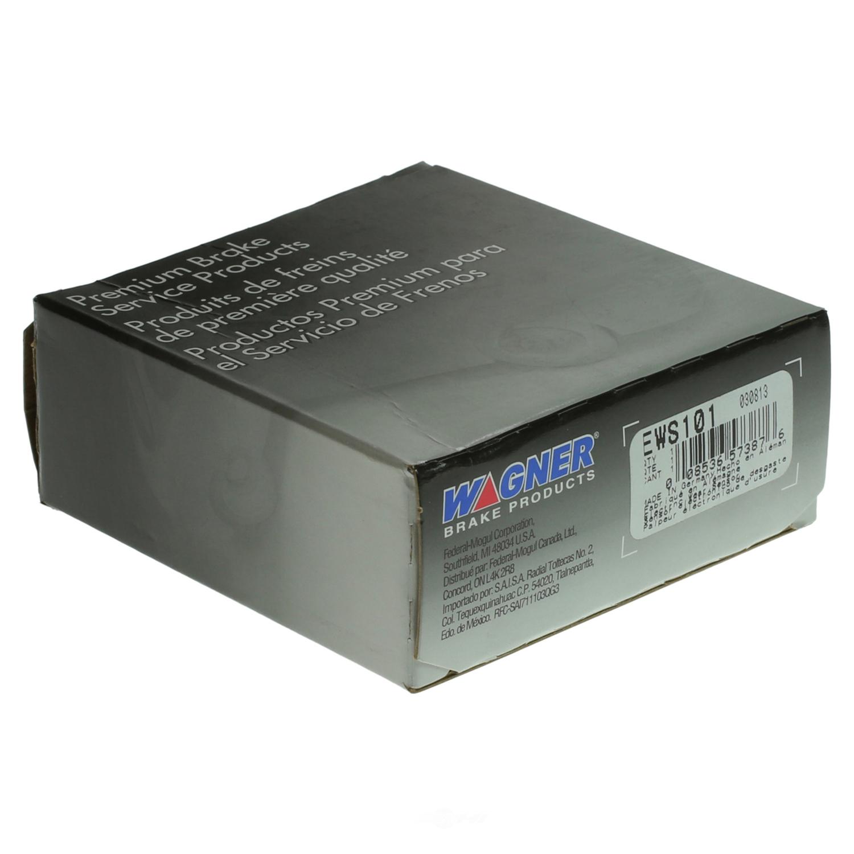 WAGNER BRAKE - Disc Brake Pad Wear Sensor - WGC EWS101