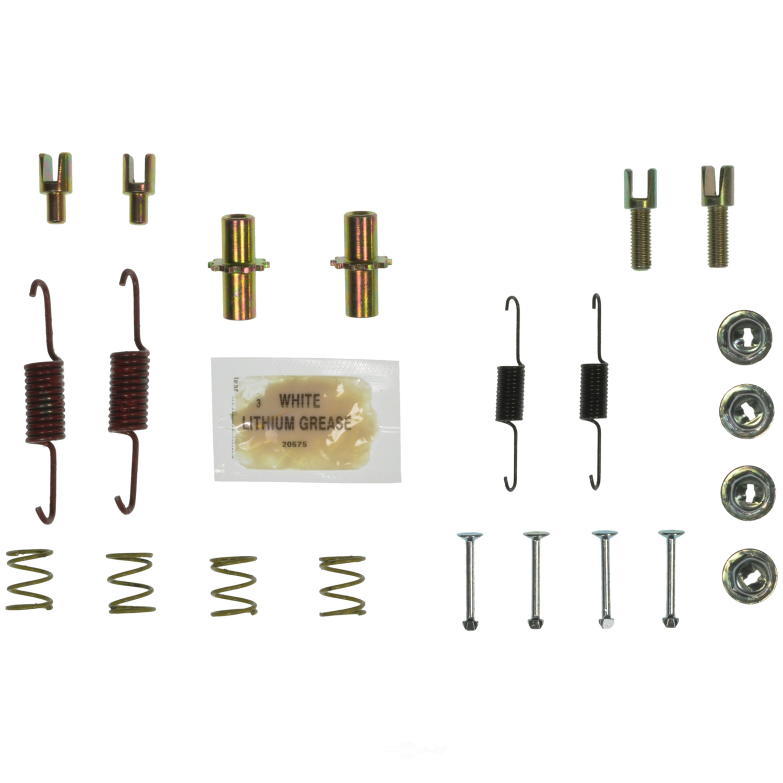 WAGNER BRAKE - Parking Brake Hardware Kit (Rear) - WGC H17556