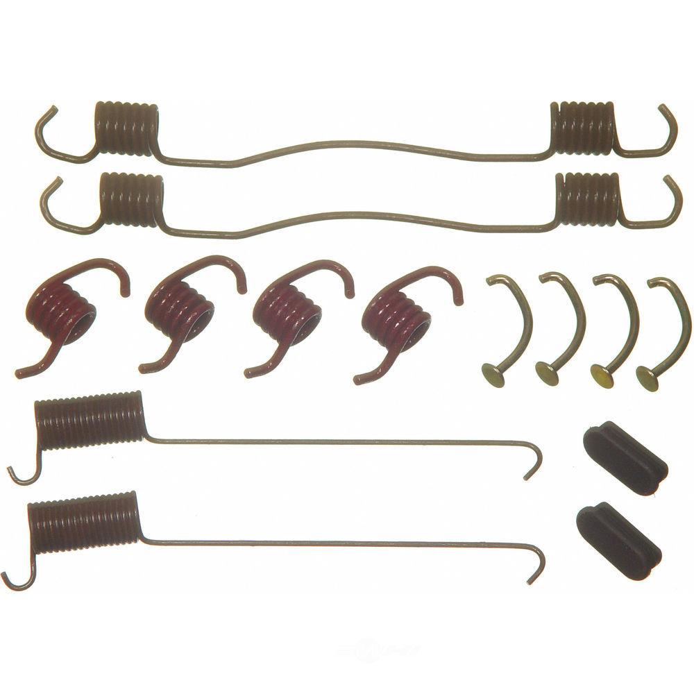 WAGNER BRAKE - Drum Brake Hardware Kit - WGC H7042