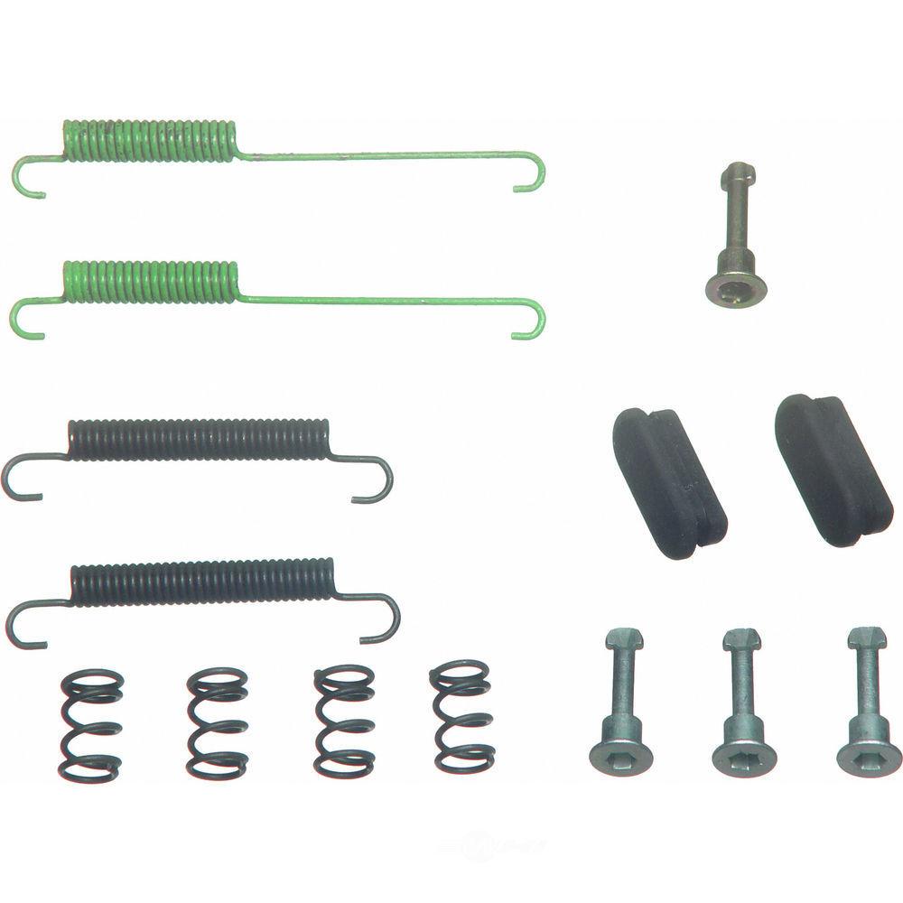 WAGNER BRAKE - Parking Brake Hardware Kit - WGC H7221