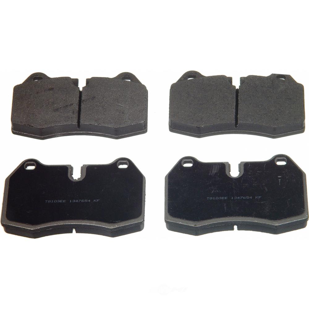 WAGNER BRAKE - ThermoQuiet Disc Brake Pad - WGC MX639