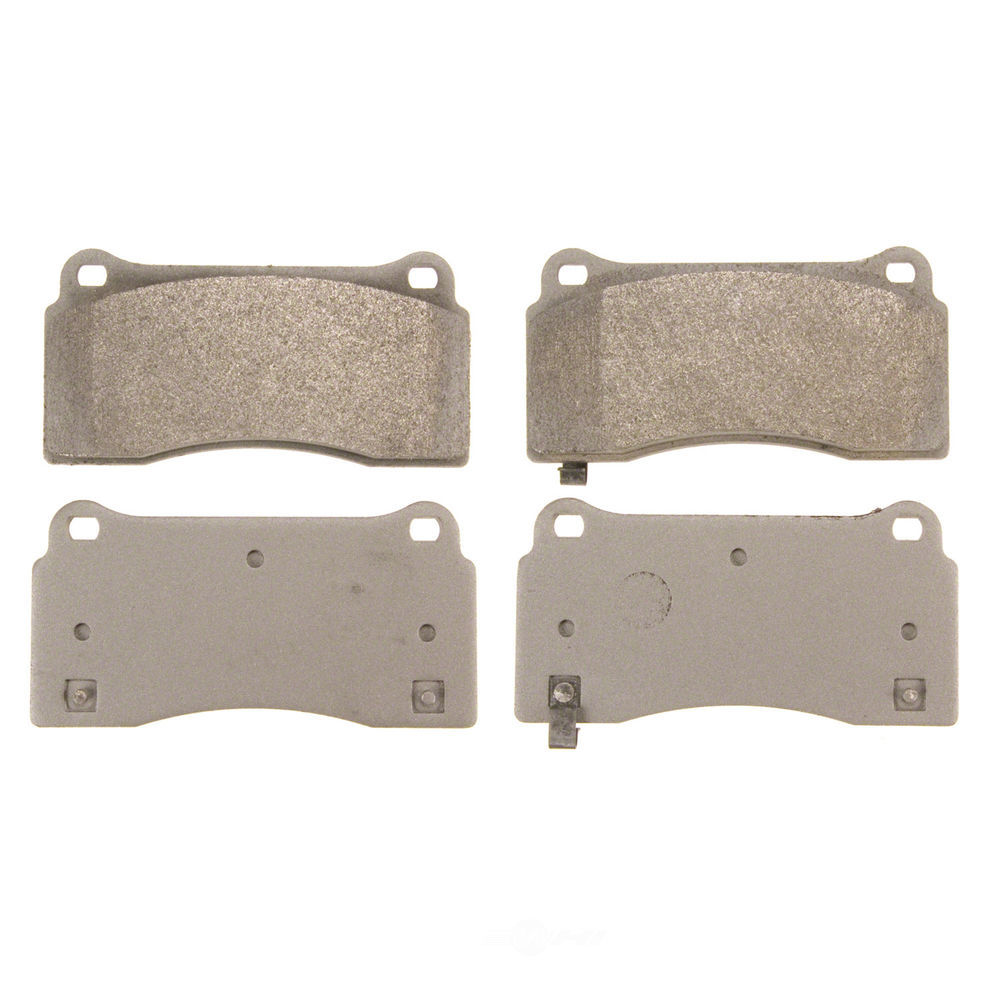 WAGNER BRAKE - ThermoQuiet Disc Brake Pad - WGC MX968
