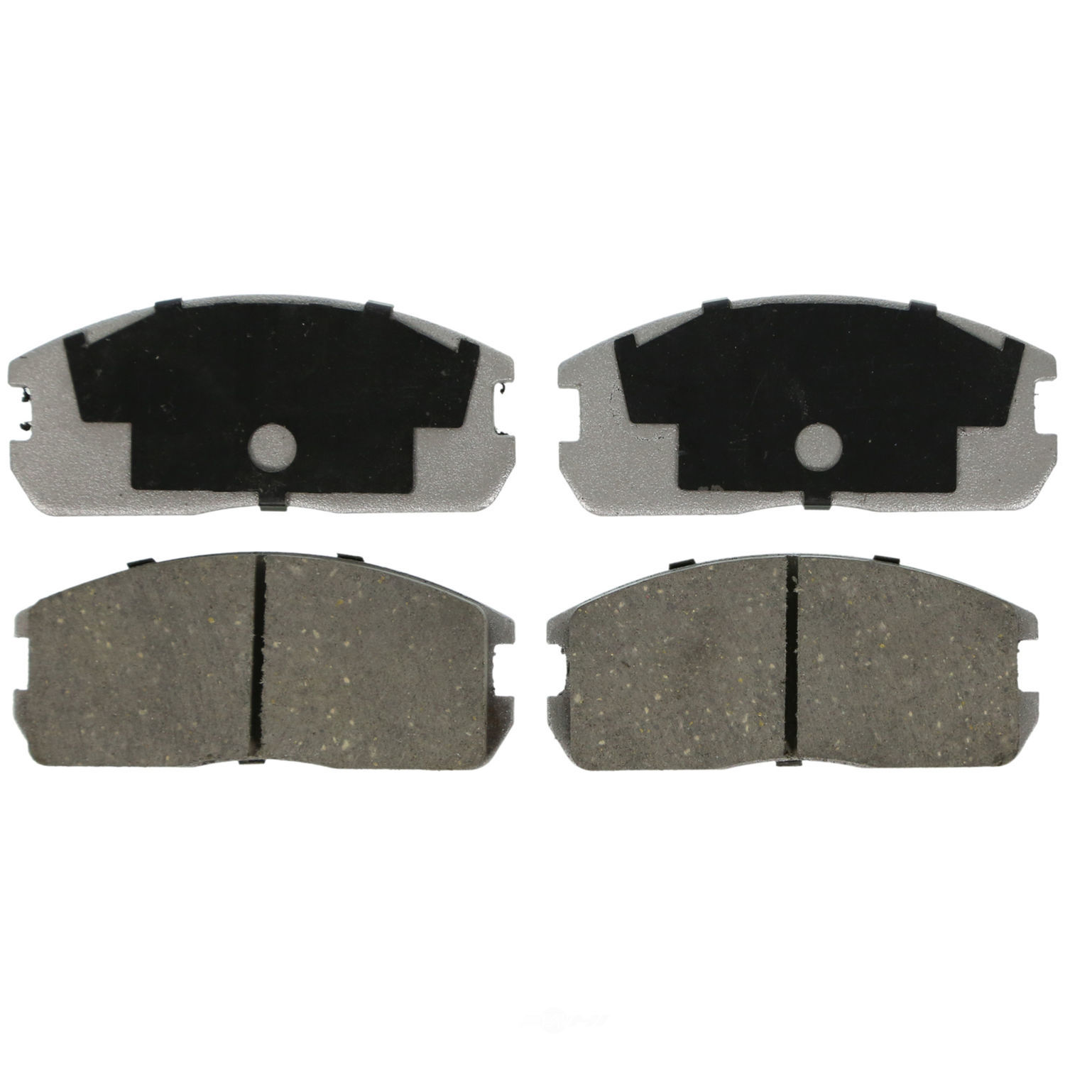 WAGNER BRAKE - ThermoQuiet Disc Brake Pad (Front) - WGC PD299