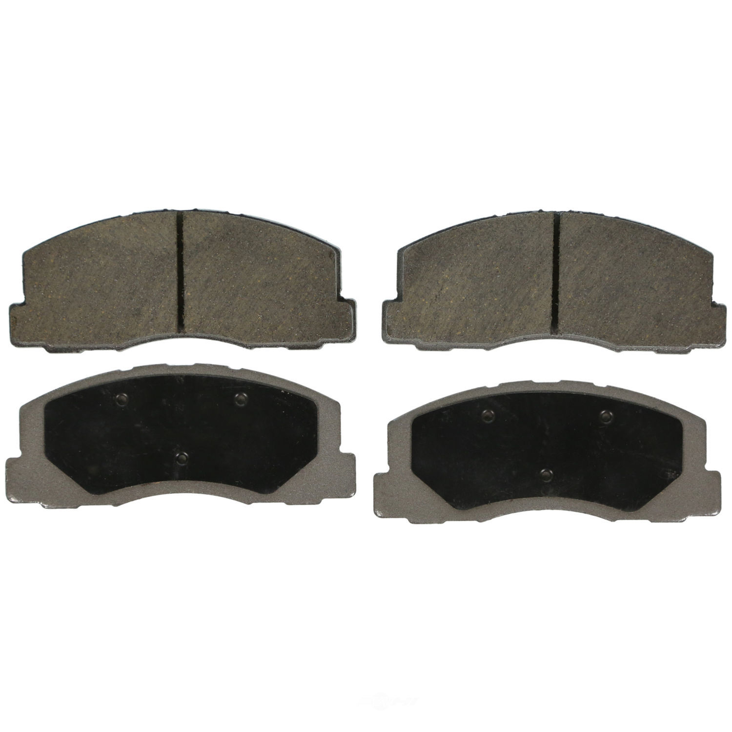 WAGNER BRAKE - ThermoQuiet Disc Brake Pad (Front) - WGC PD328