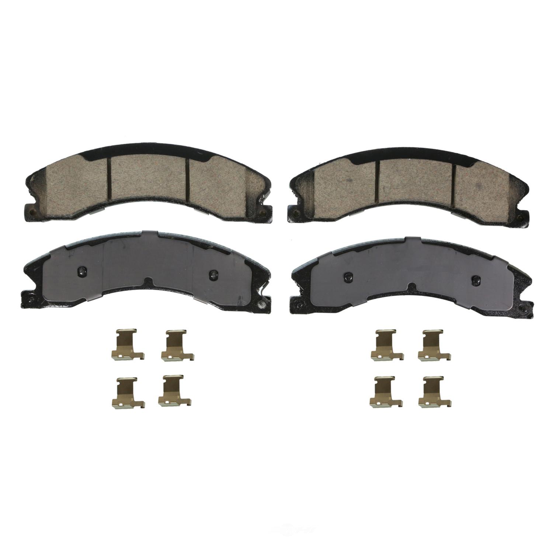 WAGNER BRAKE - SevereDuty Disc Brake Pad (Rear) - WGC SX1565A