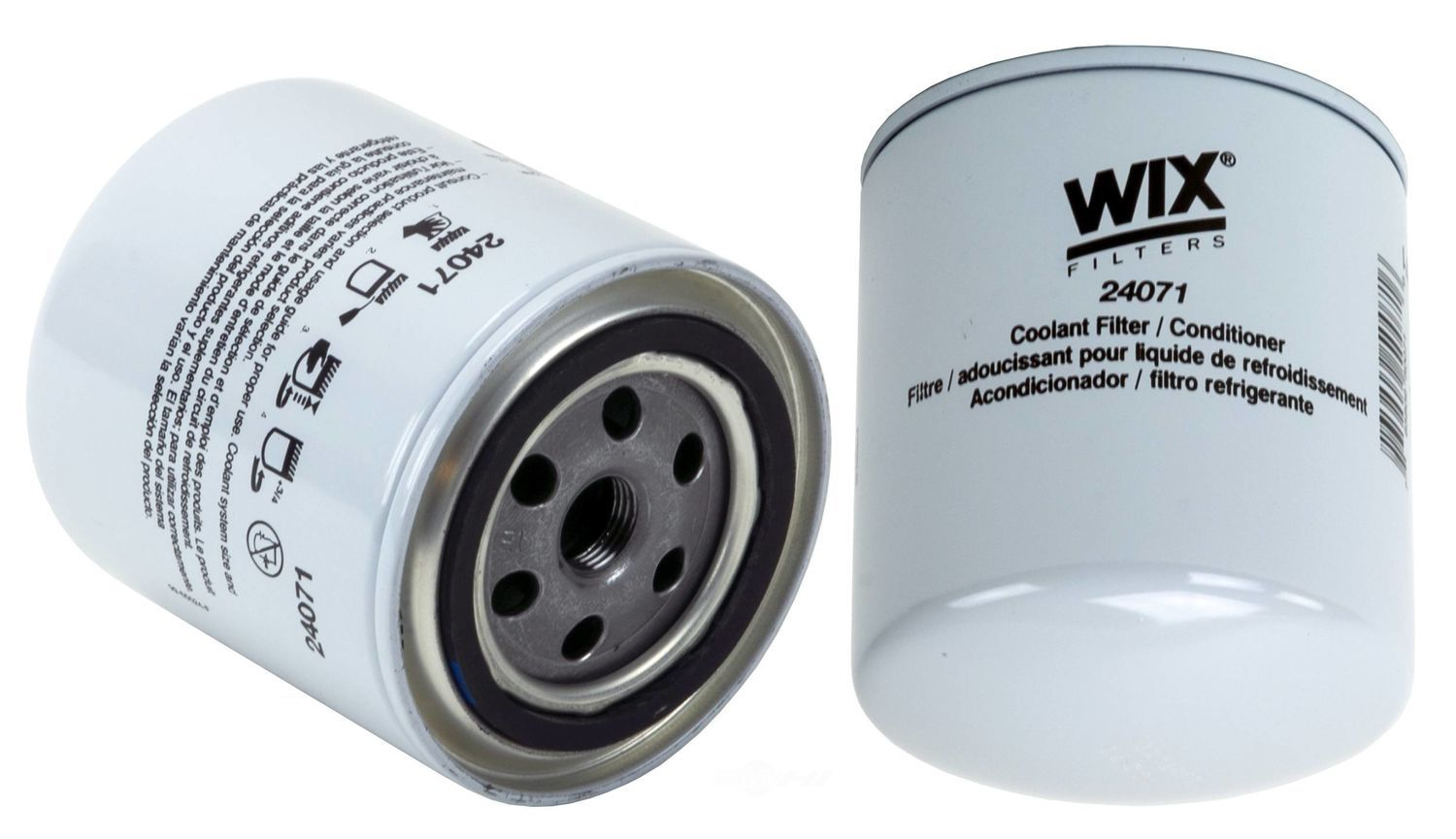 WIX - Engine Coolant Filter - WIX 24071